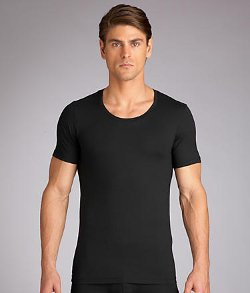 Hanro - Cotton Superior Crew Neck T-Shirt
