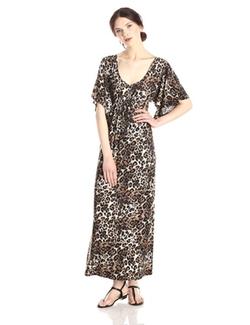 Star Vixen - Flutter-Sleeve Empire Dress