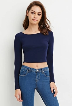 Forever 21 - Classic Crop Top
