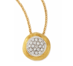 Marco Bicego - Delicati Jaipur Diamond Pendant Necklace