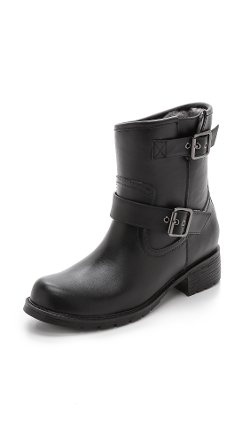 Jeffrey Campbell - Doppler Moto Rain Boots