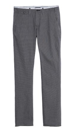 Paul Smith Jeans  - Slim Fit Micro Check Trousers