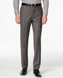 Calvin Klein - Pindot Wool Pants