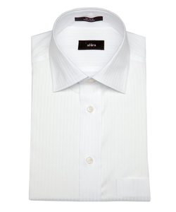 Alara - Stripe Egyptian Cotton Regular Fit Dress Shirt