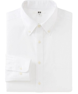 Uniqlo - Oxford Long Sleeve Shirt
