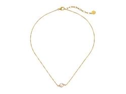 Majorica  - Round Pendant Necklace