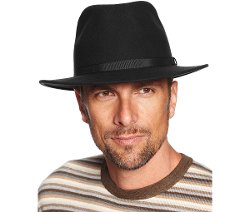 Country Gentleman - Wilton Fedora Hat