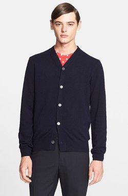 Comme des Garçons  - Wool Cardigan Sweater