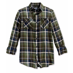American Rag - Plaid Flannel Shirt