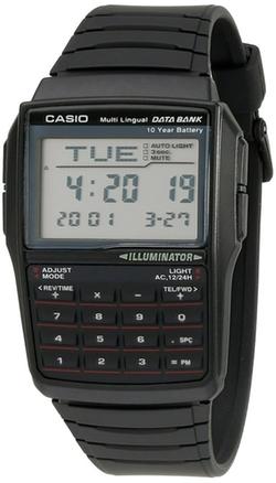Casio - Data Bank Digital Watch