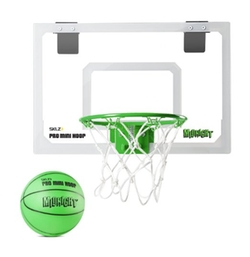 SKLZ - Pro Mini Basketball Hoop - Glow In The Dark