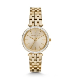 Michael Kors - Mini Darci Gold-Tone Watch