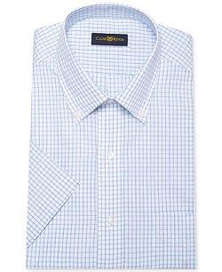Club Room - Check Dress Shirt