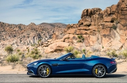 Aston Martin - Vanquish The Ultimate Volante Convertible Car