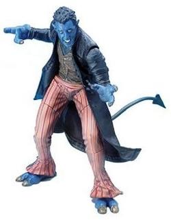 Toy Biz - Nightcrawler Action Figure