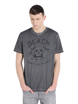 T-Zoi - Crew Neck T-Shirts