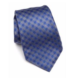 Kiton  - Check Silk Tie