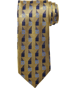 Jos. A. Bank - Factory Geometric Squares Tie