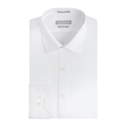 Van Heusen - Fitted Stretch Dress Shirt