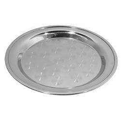 Chefs Pal - Stainless Steel Round Tray