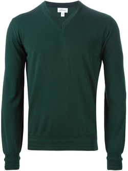 Brioni - V-Neck Sweater