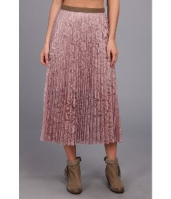 Free People  - Pretty Pleats Maxi Skirt