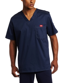 Dickies  - Generation Flex Mens Youtility Scrub Top