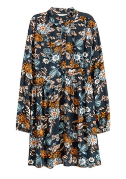 H&M - Patterned Dress