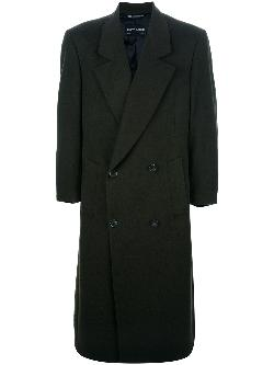 PIERRE CARDIN VINTAGE  - OVERSIZED DOUBLE BREASTED COAT