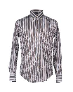 Caliban  - Striped Dress Shirt