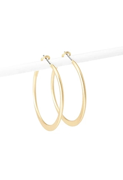 Forever 21 - Matte Hoop Earrings