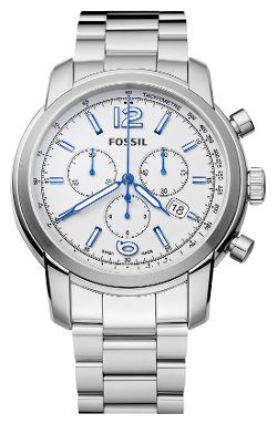 Fossil Swiss - Chronograph Bracelet Watch