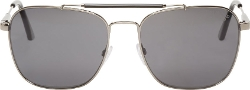 Tom Ford - Gunmetal Edward TF377 Aviator Sunglasses