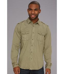 Lucky Brand - Military Denim Two-Pocket