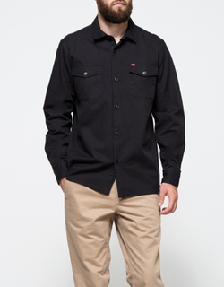 Obey - Commander Woven Shirt
