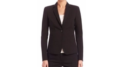 Akris Punto - Jersey One-Button Elements Blazer