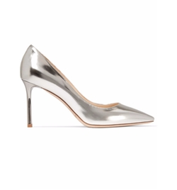 Jimmy Choo - Romy Mirrored-Leather Pumps