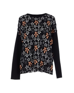 Silvian Heach - Floral Design Sweater