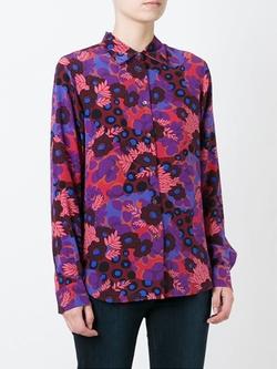 Aspesi - Floral Print Shirt
