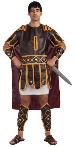 Forum  - Plus Size Roman Emperor Adult Costume