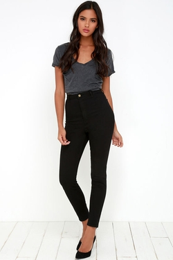 Rollas Scorpion  - High-Waisted Jeans