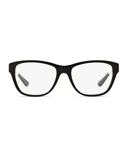 Polo Ralph Lauren - Striped Square Eyeglasses