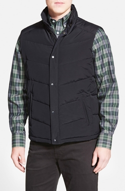 Nordstorm - Quilted Down and Feather Fill Vest