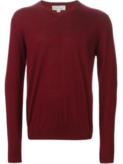 Canali - V-Neck Sweater