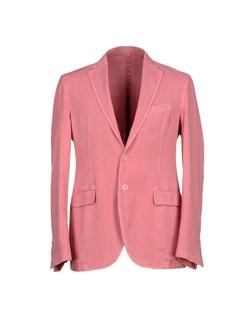 Smalto By - Lapel Collar Sport Coat