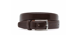 Reiss -  Slim Leather Belt