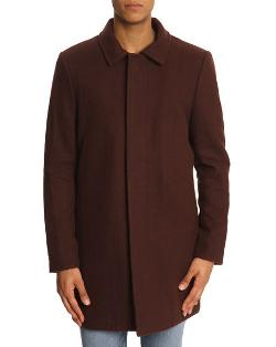Selected  - Williamburg Brown Trench Coat