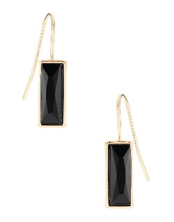 Kensie  - Bar Drop Earrings
