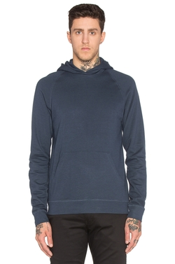 Norse Projects - Ketel Hood Light Brushed Sweatshirt