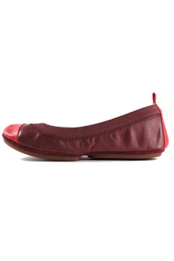 Capulet - Cap-toe Ballet Flat Shoes